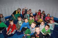 pokazy w przedszkolu